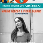 AFDV Paris 2015 - Flyer Marine Bercot