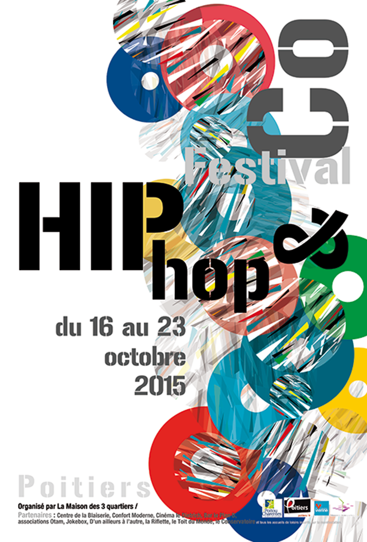 affiche-festival-hiphopandco_marinebercot_ravie
