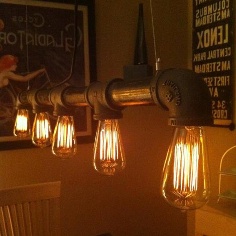Edison-Personalized-bar-Lighting-vintage-pendant-lights-water-pipe-pendant-lamp-5pcs-set